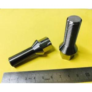 Titanium alloy screw processing